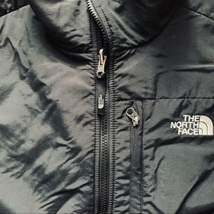 The North Face Jackets & Coats - The North Face - Mixed Material Fleece Jacket